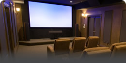 Home theatre systems, home theatre set up, wireless home theater